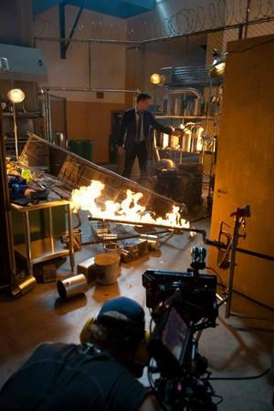 Burn Notice - Behind The Scenes