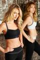 Candice & Lindsay for VSX, September