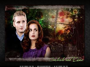 Carlisle&Esme<3