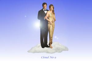 Caskett on nube, nuvola No 9