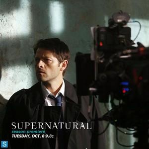 Castiel Season 9 Promotional Picture