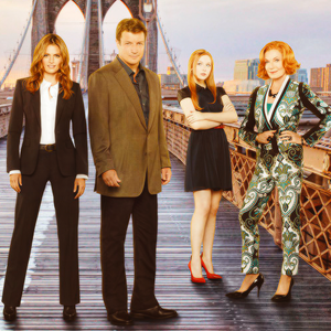 Castle cast-promo pic season 6