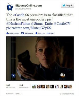 Castle photo spoiler-Season 6