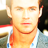 Chris Hemsworth photo with a portrait titled Chris
