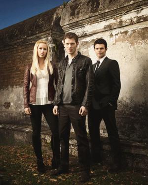 Claire Holt, Joseph مورگن & Daniel Gillies - The Originals Season 1 Photoshoot