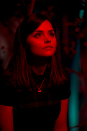 Clara in 'The Name of the Doctor'