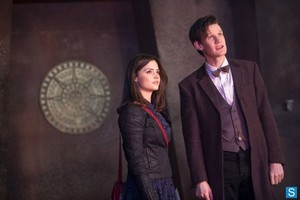 Clara in 'The Rings of  Akhaten'