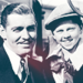 Clark Gable and Mickey Rooney - clark-gable icon