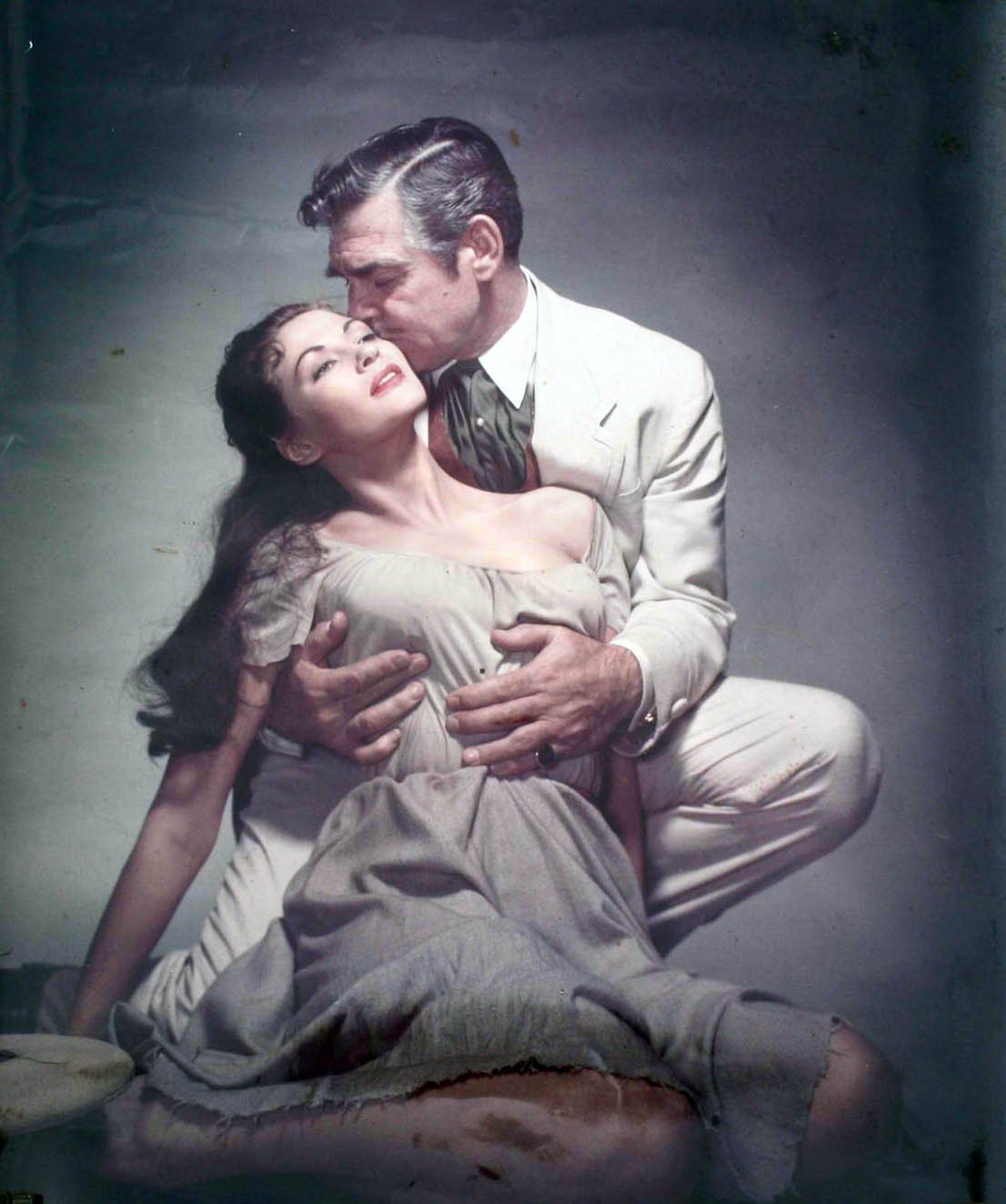 Yvonne De Carlo clark gable movie