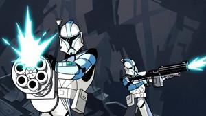 Clone Wars (2003) - ARC Troopers