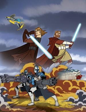 Clone Wars (2003)