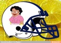 Consuela Football Helmet