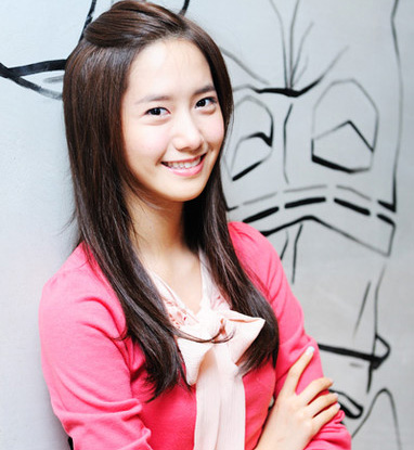 Im yoonA fond d'écran with a portrait called Cute Yoona