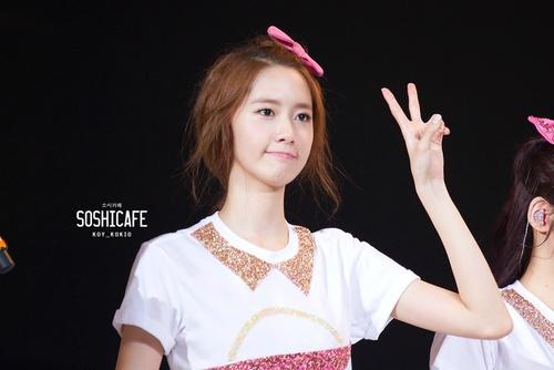 Im yoonA fond d'écran titled Cute Yoona