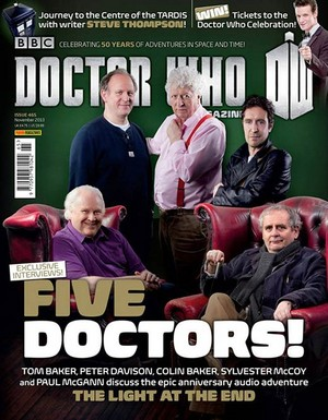 DWM #465: Five Doctors