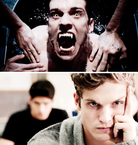 Daniel Sharman wallpaper probably containing a strada, via entitled Daniel Sharman ♥