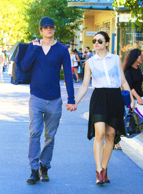 Crystal reed and daniel sharman dating since. Agentdip.cf