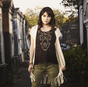 Daniella Pineda - The Originals Season 1 Photoshoot