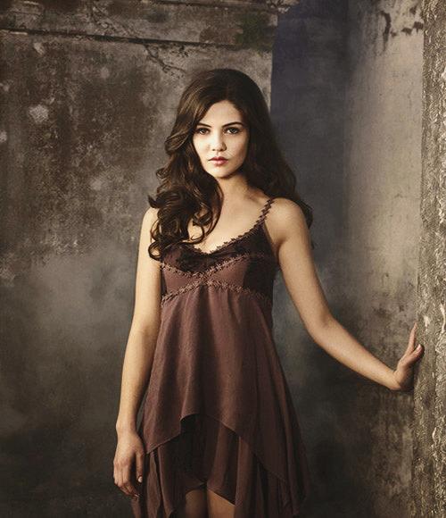 Danielle Campbell - The Originals Season 1 Photoshoot