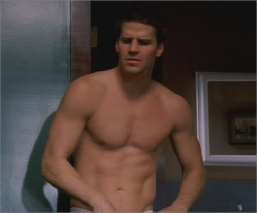booth from bones naked