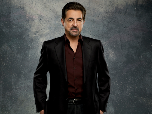 Criminal Minds wallpaper containing a business suit, a suit, and a well dressed person titled David Rossi