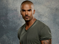 Derek Morgan - criminal-minds wallpaper