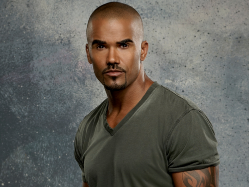 Criminal Minds wallpaper entitled Derek Morgan