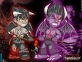 Devil Jin vs Devil Kazuya