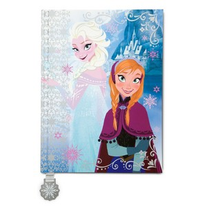 disney Store frozen journal