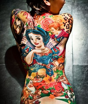 Disney Tattooed