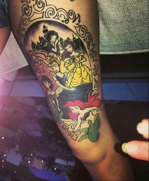 Disney Tattooed