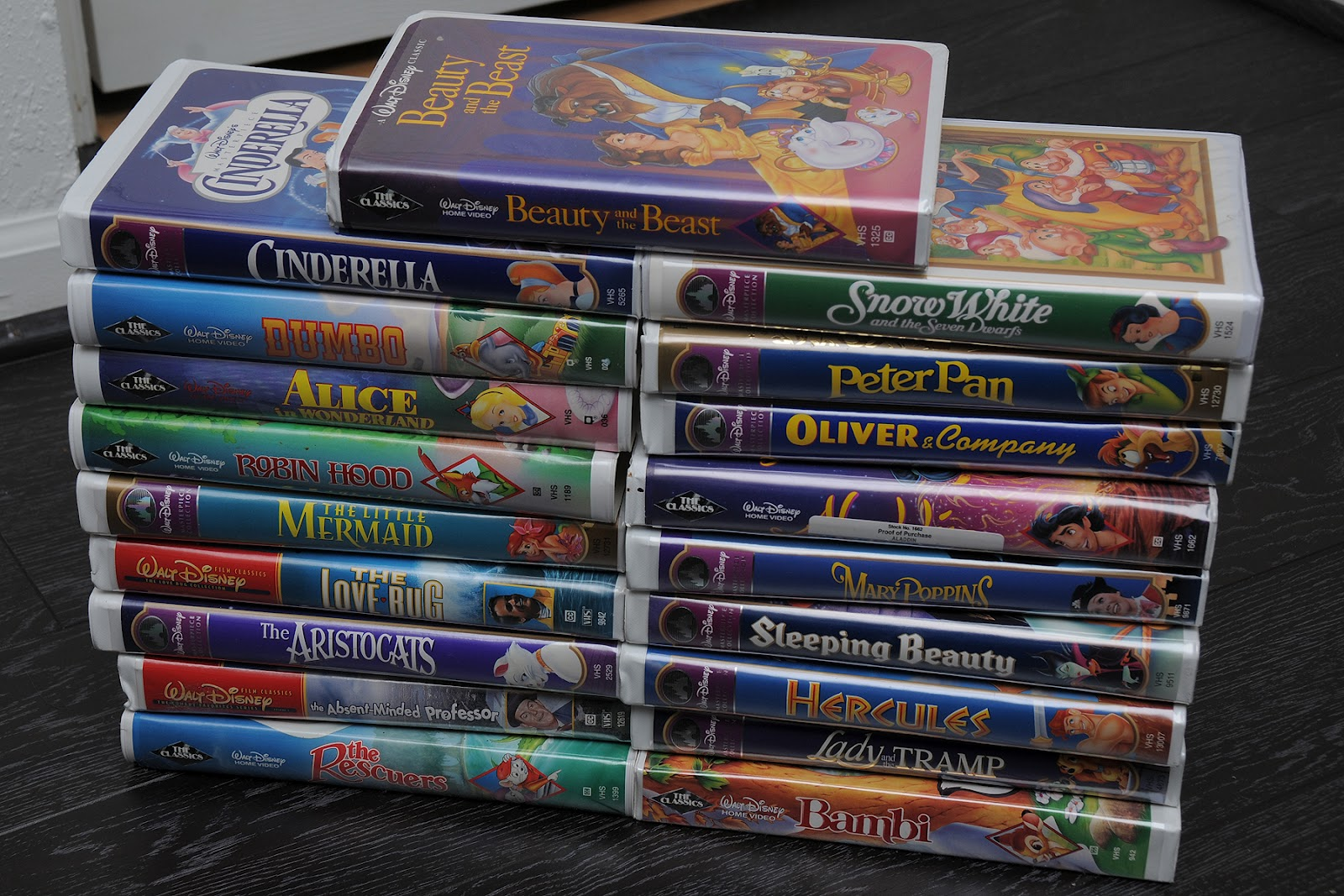 Vhs Images Disney Vhs Tapes Hd Wallpaper And Background