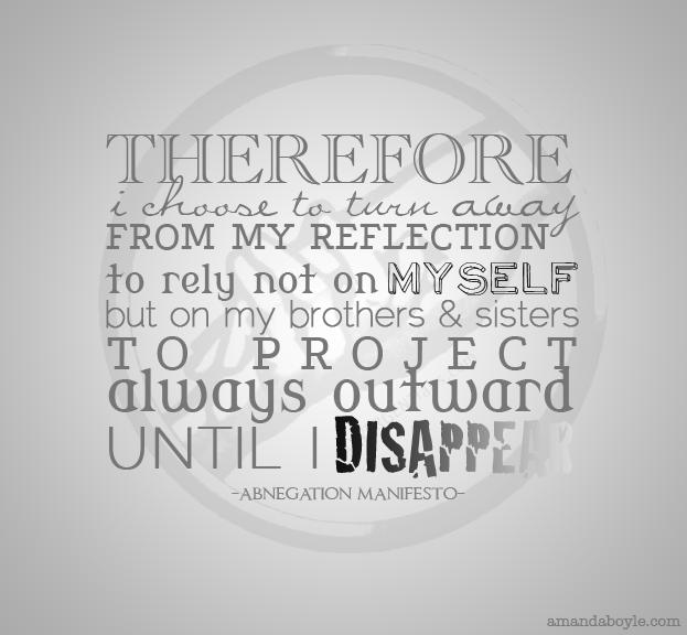 Divergent Series Quotes. QuotesGram