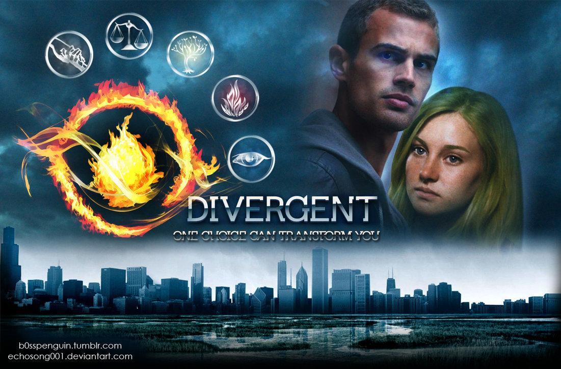 Watch Divergent Online For Free | 123Movies