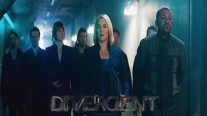 Divergent karatasi za kupamba ukuta