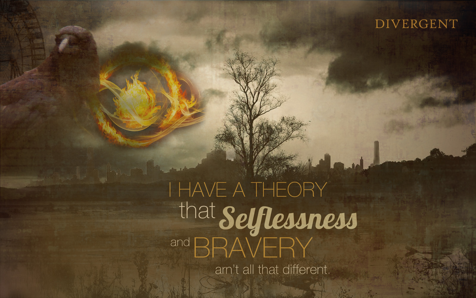 Divergent series divergent wallpapers