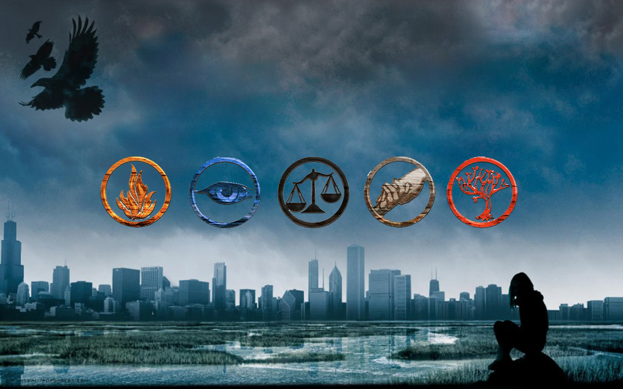 Divergent Four Wallpapers