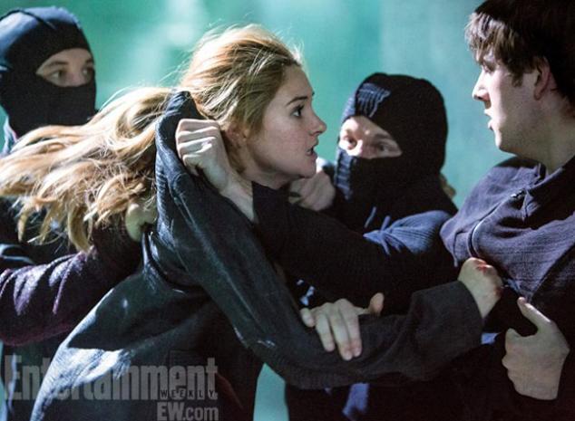 Divergent Series images Divergent movie stills wallpaper ...