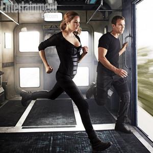 Divergent movie stills