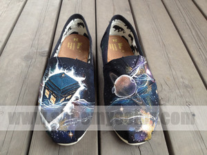 Doctor who flat shoes