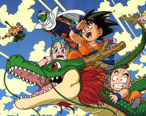 Dragon Ball Обои