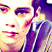 Dylan O'Brien as Stiles Stilinski in Teen Wolf