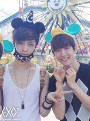 EXO Members (Cute!<33)