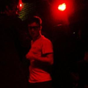 Ed Westwick spending night at Maggie Choo's in Bangkok.(13.09.2013)