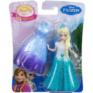 Elsa MagiClip doll