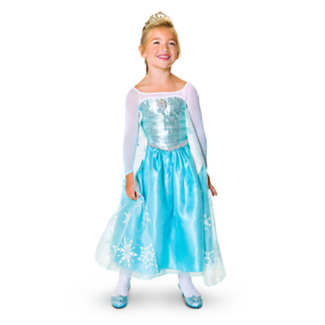 Frozen images Elsa Costume Collection from Disney Store wallpaper ...