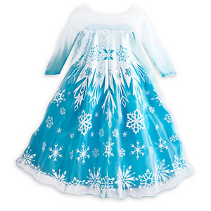 Elsa Costume Collection from Дисней Store