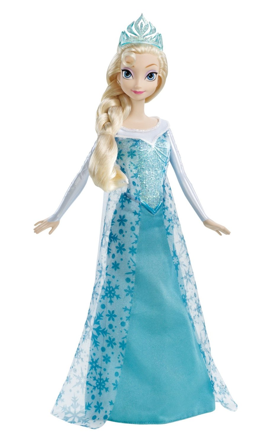 barbie frozen dolls