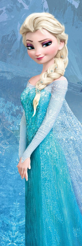 Elsa the Snow Queen hình nền entitled Elsa HD