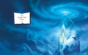 Elsa's ice castello